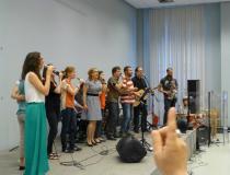 Wspólne nabożeństwo, Chrzest, inne - 2015.09